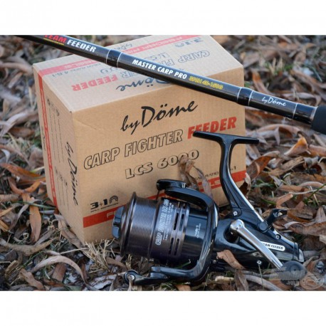 КАТУШКА BY DOME TEAM FEEDER CARP FIGHTER LCS 40