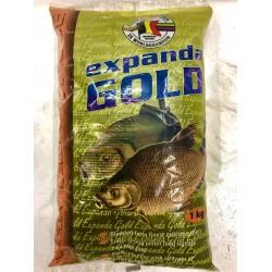 Прикормка VDE Expanda Gold 1кг Бельгія