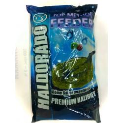 Прикормка TOP Method Feeder Premium Halibut 0.8 кг Угорщина