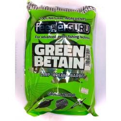 Прикормка Timar Mix Feeder Guru Green Betain (Зелений бетаїн) 1кг