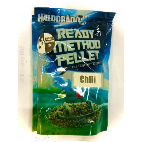 Прикормка Haldorádó Ready Method - Chilli (Чілі)